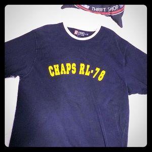 Vintage 90s Ralph Lauren Chaps Men's T-shirt